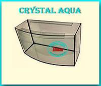 Овальний акваріум 100 л
