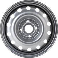 Стальные диски KFZ 6515 Opel R14 W5.5 PCD4x100 ET39 DIA56.5