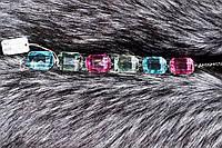 Женский браслет с камнями Топаз
