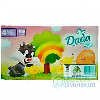 Подгузники Dada 4 Mega Pak Extra Soft От 7 До 18 Кг 108 Шт.