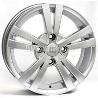 Литые диски WSP Italy Chevrolet (W3602) Tristano R15 W6 PCD5x114.3 ET44 DIA56.6 (silver)