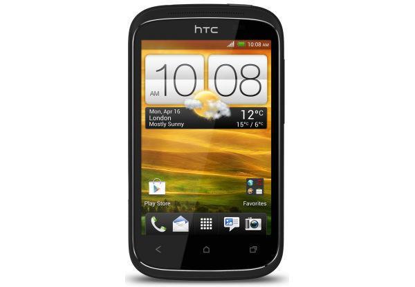 Мобильный телефон HTC Desire C A320e black