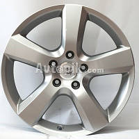 Литые диски WSP Italy Volkswagen (W451) Dhaka R18 W8 PCD5x130 ET57 DIA71.6 (silver polished)