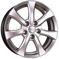 Литые диски Tech-Line TL633 R16 W6.5 PCD5x114.3 ET45 DIA60.1 (silver)