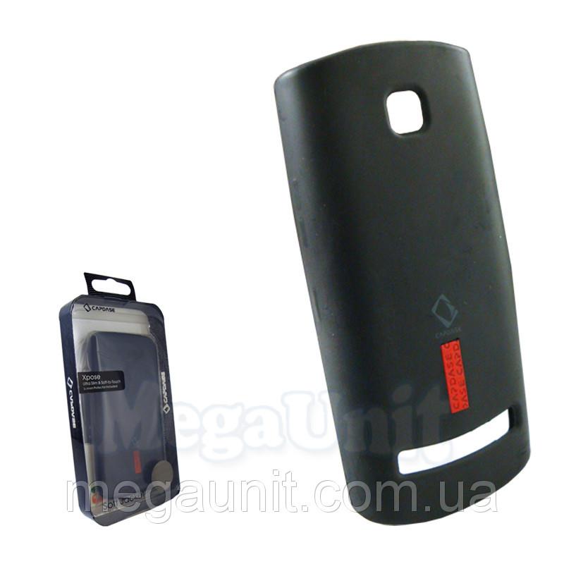 Capdase. Nokia Asha 303. Силиконовый чехол (+пленка)
