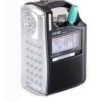 Радио колонка с проигрывателем MP3 с фонарем 40
