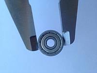 Однорядный подшипник ZKL 625 2Z (5x16x5)