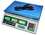 Весы торговые Олимп ACS-A9 (40 кг), фото 4