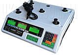 Весы торговые Олимп ACS-A9 (40 кг), фото 7