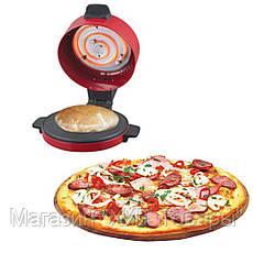 Настольная мини электропечь Boxiya BXY-1265,Аппарат для приготовления пиццы!Опт, фото 3
