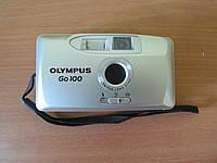 Пленочный фотоаппарат Olympus  Go 100