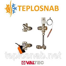 Насосно-смесительный узел VALTEC DUALMIX для систем теплого пола
