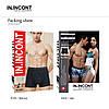 """Чоловічі боксери стрейчеві марка """"IN.INCONT"""" Арт.3563, фото 2"""