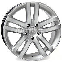 Литые диски WSP Italy Audi (W551) Q7 Wien R18 W8 PCD5x130 ET56 DIA71.6 (Matt Gun Metal)