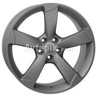 Литые диски WSP Italy Audi (W567) Giasone R16 W7.5 PCD5x112 ET37 DIA66.6 (matt gun metal polished)