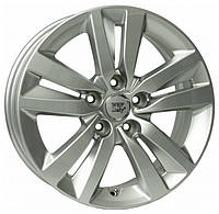 Литые диски WSP Italy Peugeot (W854) Lione R16 W7 PCD5x108 ET42 DIA65.1 (silver)