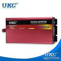 Преобразователь UKC 12V-220V 4000W