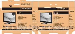 Телевизор LED backlight tv L17 15.6.