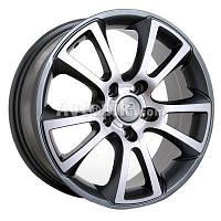 Литые диски Replay Opel (OPL2) R18 W8 PCD5x120 ET42 DIA67.1 (GMF)