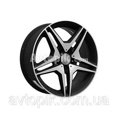 Литые диски Replay Mercedes (MR96) R18 W9.5 PCD5x112 ET45 DIA66.6 (SF)