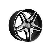 Литые диски Replay Mercedes (MR96) R18 W9.5 PCD5x112 ET45 DIA66.6 (SF), фото 1