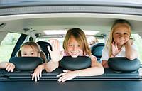 Как развлечь ребенка в автомобиле при длительном переезде