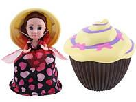 Кукла Cupcake Surprise серии Ароматные капкейки S3 Амелия с ароматом шоколада (1091-12)