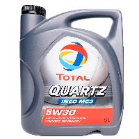 Моторное масло TOTAL QUARTZ INEO MC3 5w30 5л.