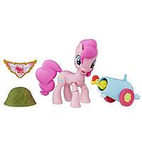 Набор My Little Pony Пини Пай из серии Защитники Гармонии. Guardians of Harmony Pinkie Pie Figure.