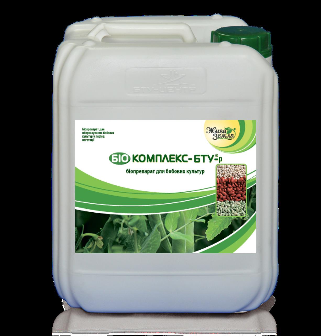 Биокомплекс-БТУ® для компостирования (деструктор), 5 л