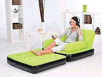 Надувное Кресло кровать Трансформер Bestway 67277