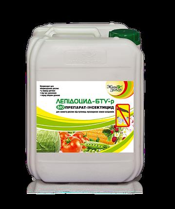 Лепидоцид-БТУ-Р® - Биоинсектицид, от чешуекрылых насекомых, 10 л, фото 2