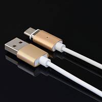 Кабель магнитный шнур Micro Usb Lightning 2 в 1 Magnetic Cable 70523