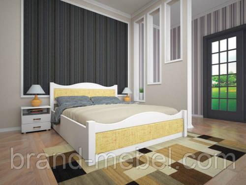 """Деревянная кровать """"Титан 4"""""""