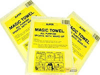 Чудо-полотенце влаговпитывающее Magic towel, 20*30см. Для любой поверхности