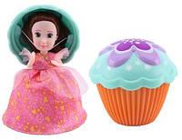 Кукла Cupcake Surprise серии Ароматные капкейки S3 Ава с ароматом карамели (1091-6)