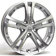 Литые диски WSP Italy Skoda (W3502) Danubio R16 W6.5 PCD5x112 ET50 DIA57.1 (anthracite polished)