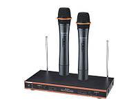 Радиомикрофон (2 шт в комплекте) Takstar TS-6320HH, микрофонная радиосистема!Акция