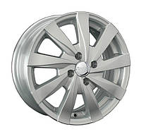 Литые диски Replay Nissan (NS169) R15 W6 PCD4x100 ET50 DIA60.1 (silver)