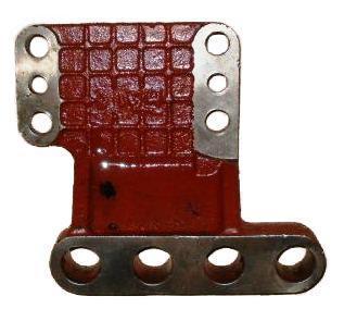 Кронштейн гидроцилиндра рулевого МТЗ без ПВМ - Ф80-3001011