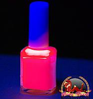 """Флуоресцентный клей """"Розовый"""""""