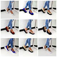 Женские стильные туфли на высокой платформе, разный ассортимент, 36-40р.