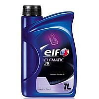 Масло трансмиссионное  ELF MATIC  J6 1л.