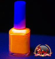 """Флуоресцентный клей """"Оранжевый"""""""
