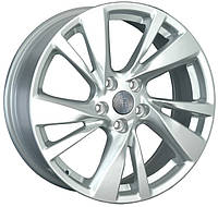Литые диски Replay Nissan (NS115) R18 W7.5 PCD5x114.3 ET50 DIA66.1 (silver)