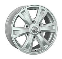 Литые диски Replay Ford (FD101) R16 W7 PCD6x139.7 ET55 DIA93.1 (silver)
