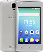 "Смартфон Lenovo A1000 white белый (2SIM) 4"" 1/8 GB 0.3/5 Мп 3G оригинал Гарантия!"