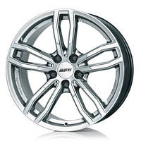 Литые диски Alutec Drive R17 W7.5 PCD5x120 ET37 DIA72.6 (polar silver)