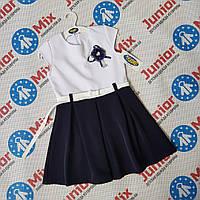 Школьное детское платье для девочек оптом TYLKOMET