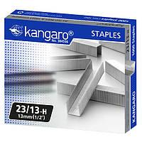 Скобы для мощного степлера Kangaro №23/13 1000шт